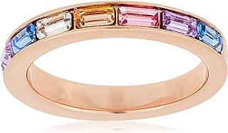 Olivia Burton Women'S Brass Rose Gold Rings -OBJRBR03B