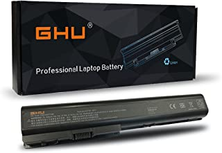 New GHU Battery 77 WH Replacement for 480385-001 486766-001 HSTNN-DB75 HSTNN-IB75 HSTNN-OB75 464059-142 Compatible with HP Battery Part # 464058-251 464059-121 464059-141 516355-001 516916-001 GA08