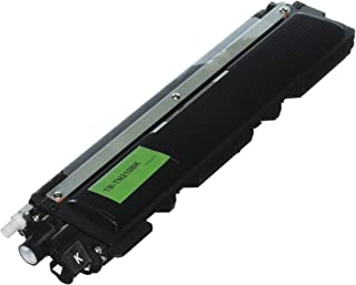 Monoprice Compatible Laser Toner Cartridge Replacement for Brother TN210BK for use with Brother DCP, HL, MFC Series Printers - Black