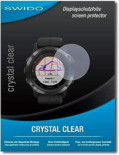 2 x SWIDO/® Protector de pantalla Garmin Oregon 750t Protectores de pantalla de pel/ícula CrystalClear invisible