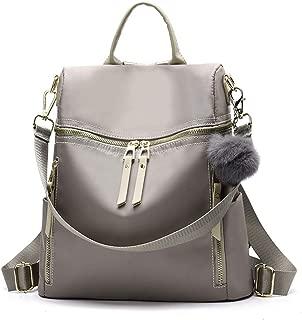 Youth Leather Backpacks for Teenage Girls Female School Shoulder Bag Bagpack black