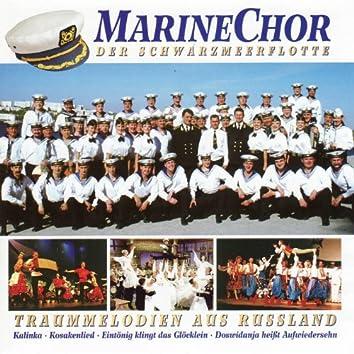 Marinechor der Schwarzmeerflotte-Traummelodien aus Russland