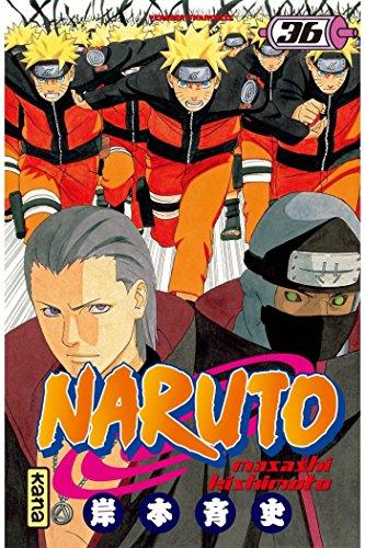 Naruto - Tome 36