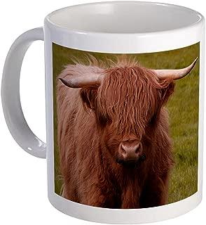 CafePress Scottish Highland Cow Mug Unique Coffee Mug, Coffee Cup