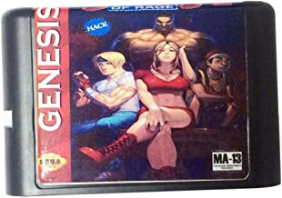 HTTHa Ltd Streets Of Rage 2 Hack Version 16 Bit Md Game Card For Sega Mega Drive For Genesis