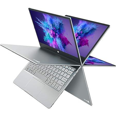 BMAX 2in1ノートパソコン 高性能 CPU インテル N4100 1.1-2.4GHz/メモリー8GB/SSD256GB/11.6インチ フルHD液晶/Webカメラ/軽量薄型ノートPC 【Win 10搭載】