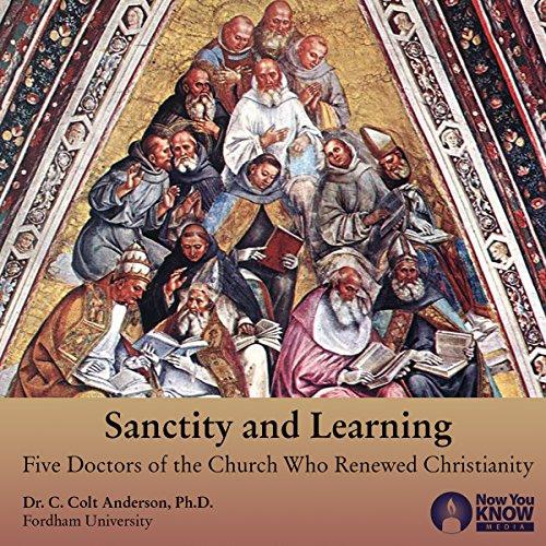 Sanctity and Learning copertina