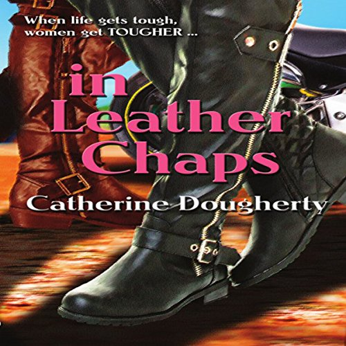 In Leather Chaps audiobook cover art