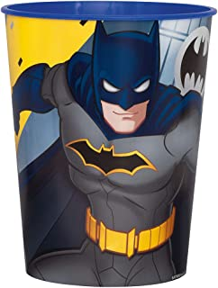 Unique Party 77517 16oz Batman Plastic Cup