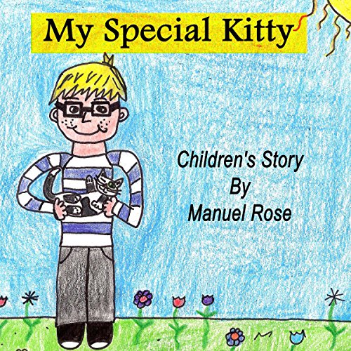 My Special Kitty audiobook cover art