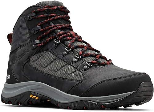 Columbia 100mw Mid Outdry, Chaussures de Randonnée Hautes Homme