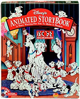 disney's animated storybook games