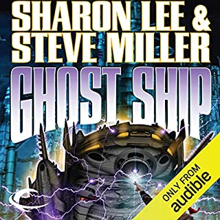 Ghost Ship cover art