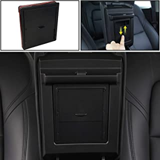 Center Console Organizer for Tesla Model 3 Model Y DIBMS Armrest Hidden Privacy Storage Box Compatible with Tesla Model 3 ...