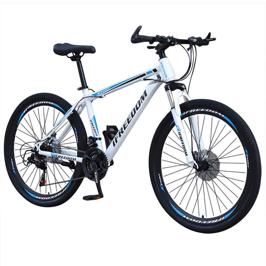 DJFUGFH Bikes for Adults and Teenagers,Lightweight Outdoor Bike 26 Inch 21-speed