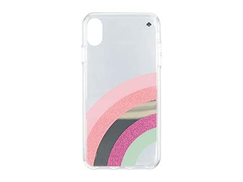 Kate Spade New York Glitter Rainbow Phone Case For iPhone XS Max