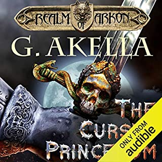 The Cursed Princedom cover art