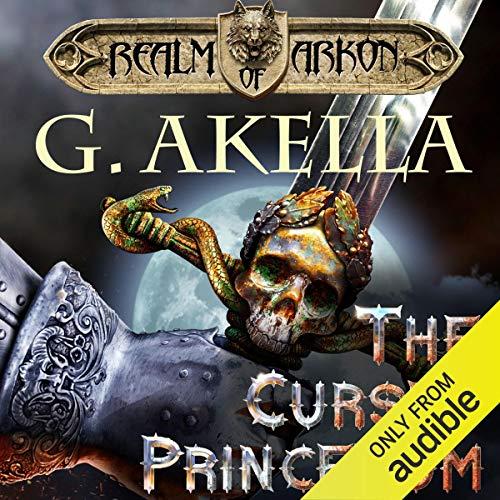 Page de couverture de The Cursed Princedom