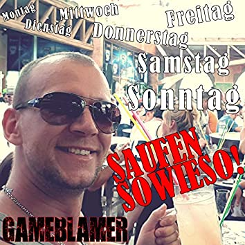 Saufen sowieso ! (Electro-Mix)