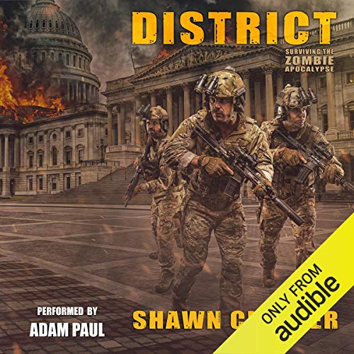 District  By  cover art
