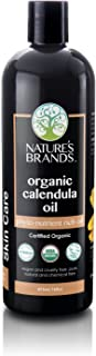 Organic Calendula Oil by Herbal Choice Mari; 16 fl oz