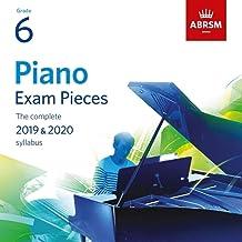 Piano Exam Pieces 2019 & 2020, ABRSM Grade 6