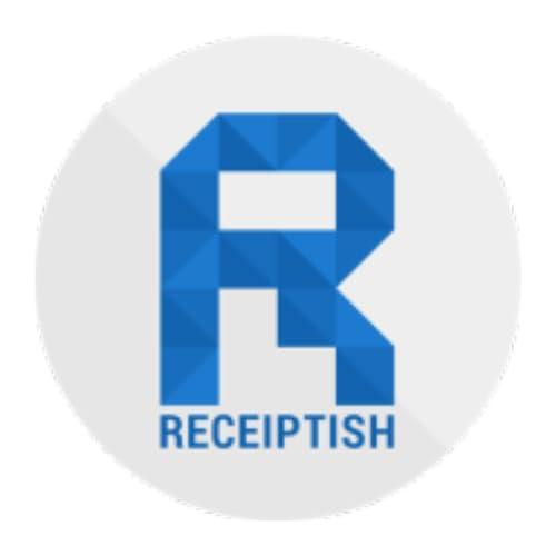 Receiptish - Expense POS Cash Sales Receipt Maker