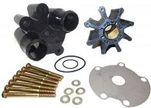 MerCruiser Bravo Water Pump Impeller Kit, Replaces 46-807151A14, 18-3150
