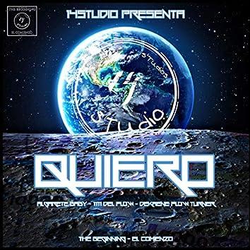 QUIERO (feat. Algarete Baby & Titi Del Flow)