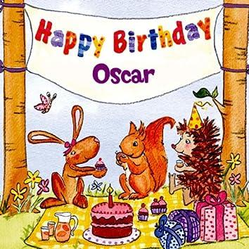Happy Birthday Oscar