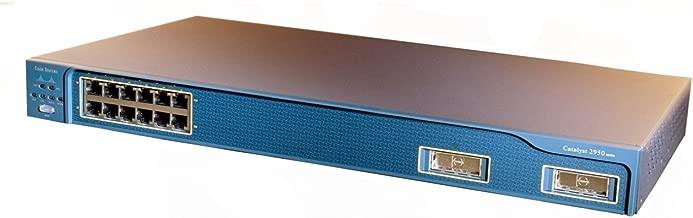 Cisco WS-C2950G-12-EI 2950G 12-Port 10/100 Catalyst Switch