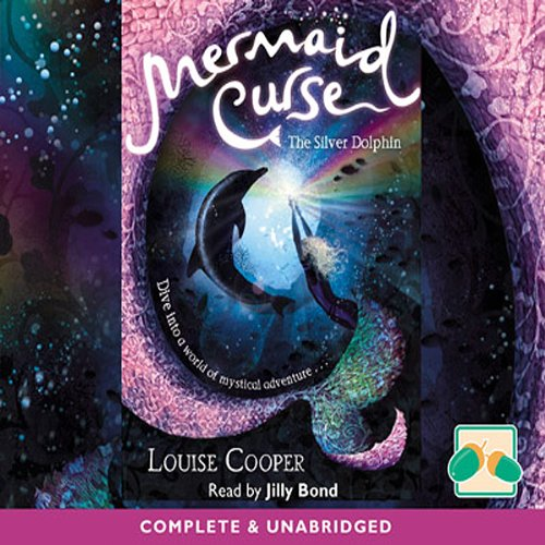 Mermaid Curse audiobook cover art