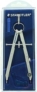 Compasso de Precisão, Staedtler, 551 01, Roda Central Adaptável, Metal