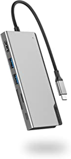 ALOGIC USB-C Dock UNI with Power Delivery - Ultra Series (Space Grey)
