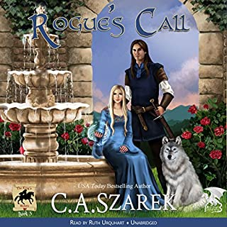 Rogue's Call audiobook cover art