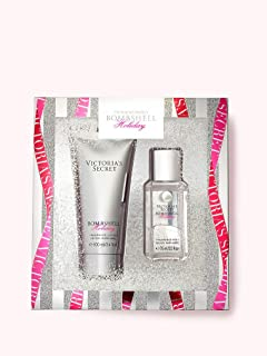 Victoria's Secret Bombshell Holiday Fragrance Mist and Body Lotion 2-Piece Gift Set for Women- Limited Edition