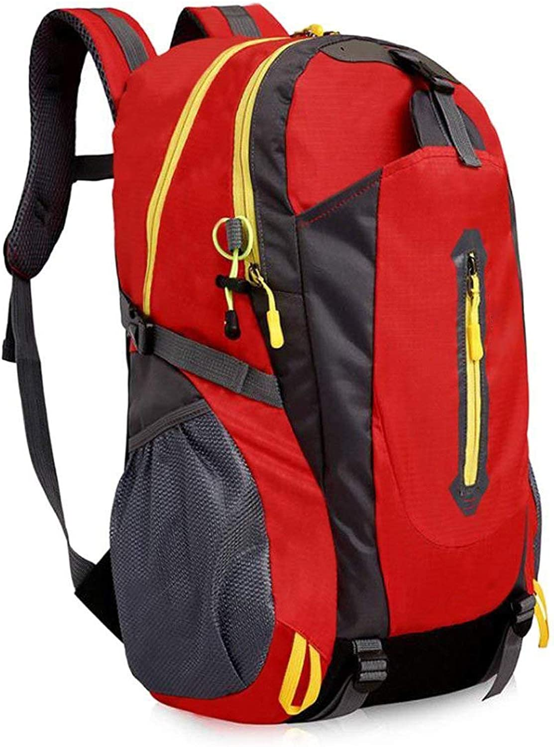FULONG 40L Lightweight Hiking Backpack, MultiFunctional Waterproof Casual Camping Daypack for Outdoor Sport Climbing Mountaineer