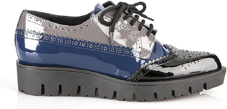 Baldinini 6112 6112 6112 Läder Italiensk Designer kvinnor skor  billigt online
