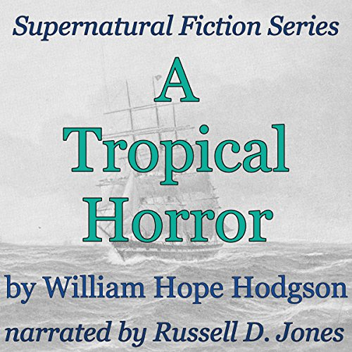 A Tropical Horror cover art
