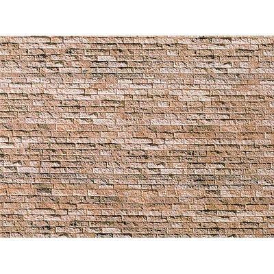 """FALLER 222563 - Mauerplatte """"Basalt"""""""