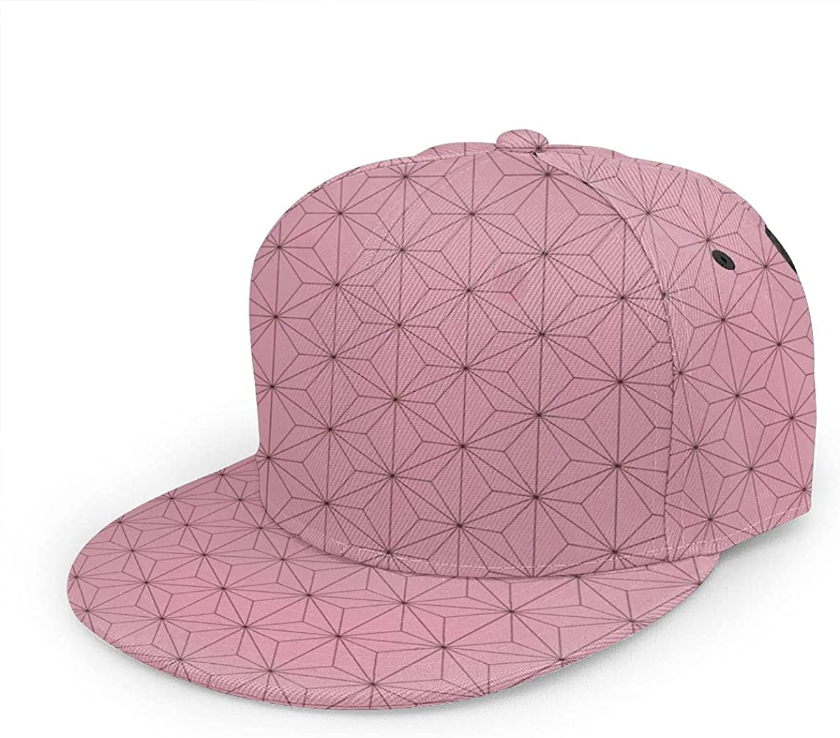 Baseball Cap Anime Print Unisex Outdoor Cap Snapback Hat Trendy Lightweight UV Protection Summer Adjustable