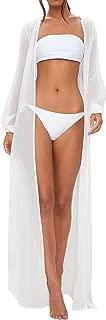 Best long white chiffon robe Reviews