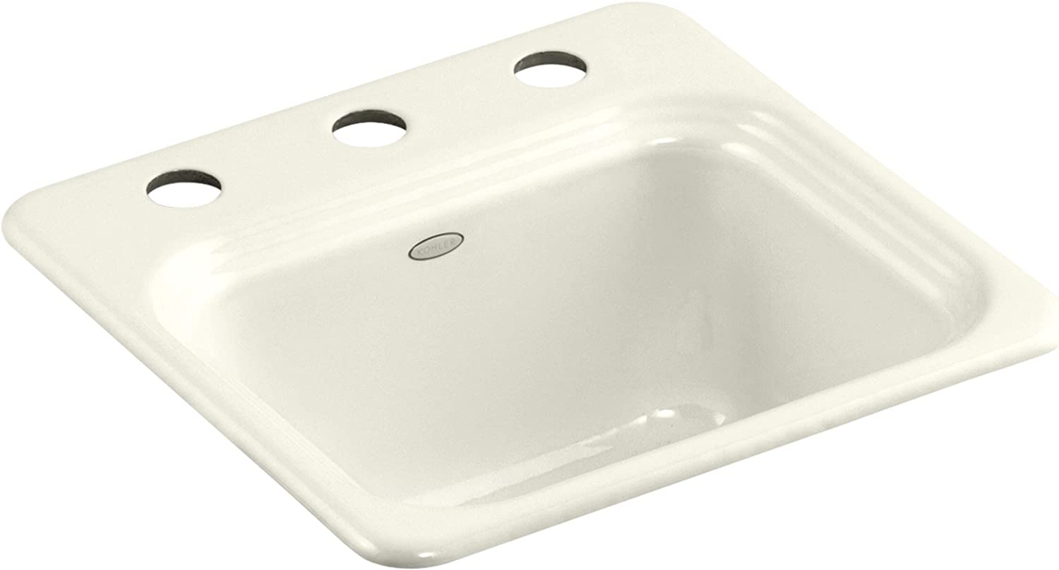 Kohler K-6579-3-96 Northland Self-Rimming Entertainment wit ! Super beauty product restock quality top! quality assurance Sink