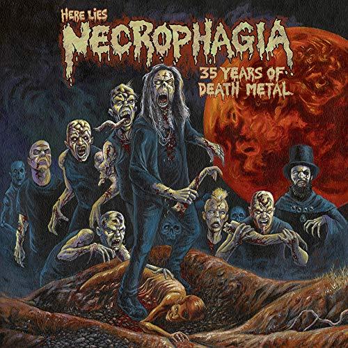 35 Years of Death Metal (Best of)
