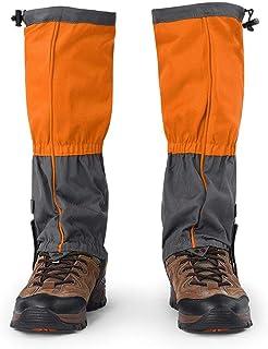Demeras Wandern Legging Gamaschen Outdoor wasserdichte Kletterschuhe Abdeckung für Skifahren Jagd Outdoor-Aktivitäten
