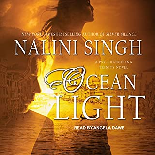 Ocean Light audiobook cover art