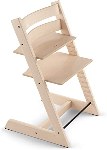 Tripp Trapp by Stokke Adjustable Wooden Natural Baby High Chair (Chair Only)