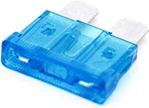 Baomain Blade Fuses ATC-15 15A Fast-Acting fuse for Automotive Car Truck blue 25 Pack
