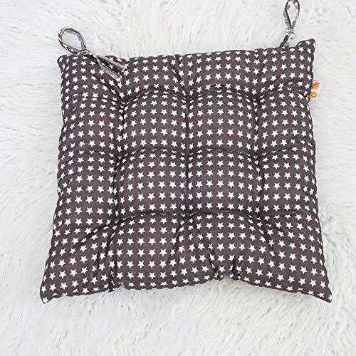 FJXQCY Cojines de Silla cojín de meditación for el Alquiler de la Cintura sólida Silla cojín del