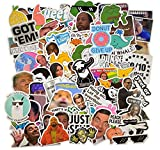 (106 Pcs) Funny Meme Vinyl Stickers Pack, Vine Stickers for Laptop, iPhone, Water Bottles, Computer, and Hydro Flask,...